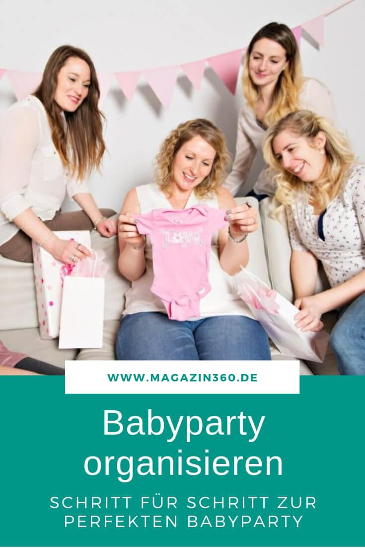 Babyparty organisieren - Schritt für Schritt zur perfekten Babyparty
