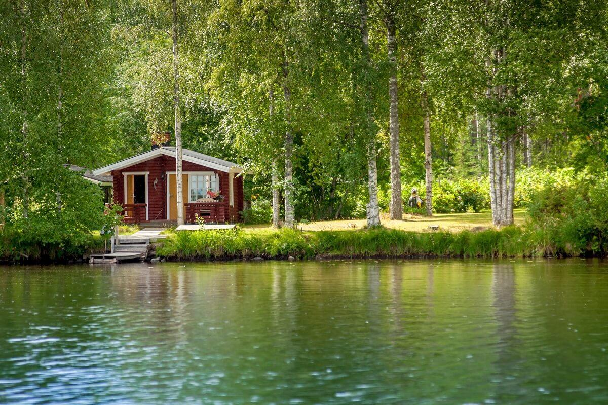 Finnland bietet Kontrastprogramm zur Party und viel Zeit für Erholung in den Wäldern