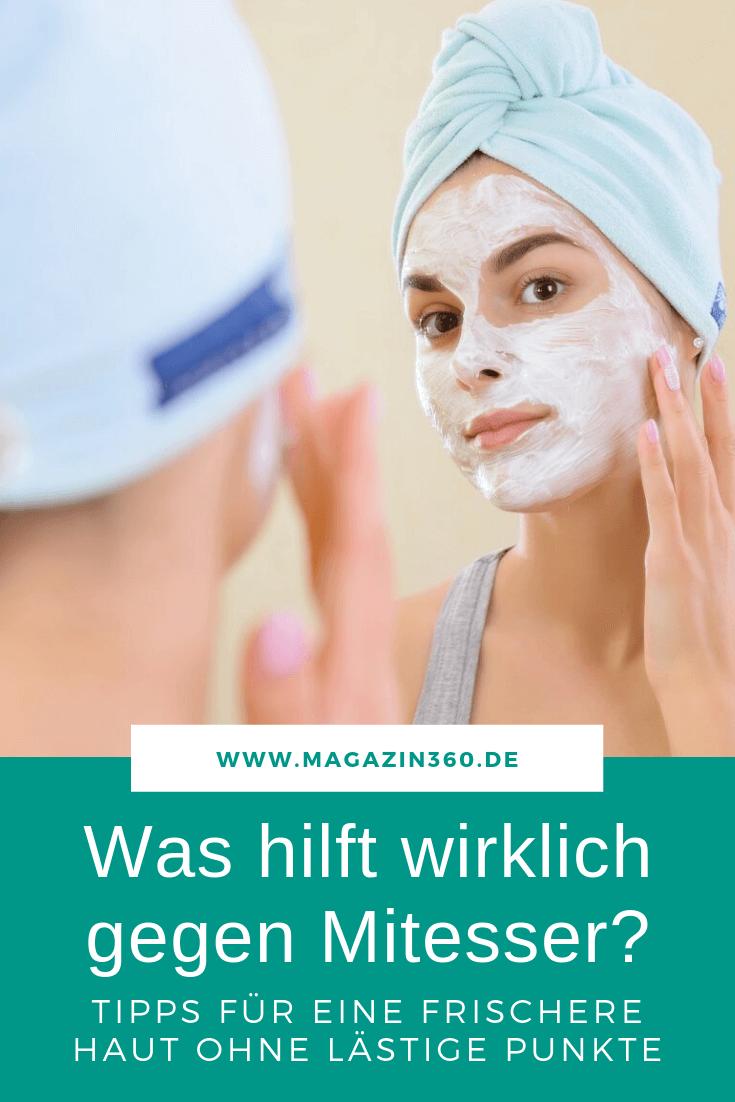 Was hilft wirklich gegen Mitesser - Tipps für eine frischere Haut ohne lästige Punkte