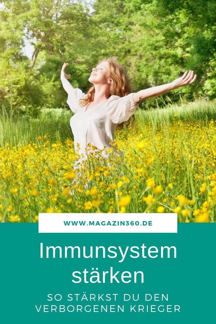 Immunsystem stärken – Rückendeckung für den verborgenen Krieger