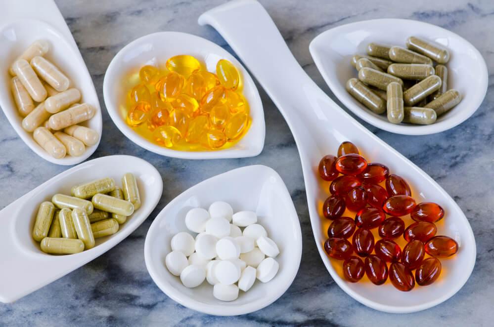 Bei Mangelerscheinungen kommen oft Nahrungsergänzungsmittel zum Einsatz