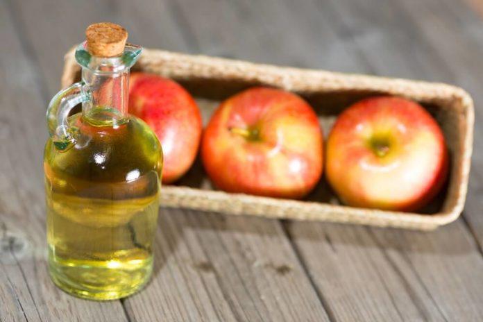Apfelessig zum Abnehmen - So funktioniert die Apfelessig Diät