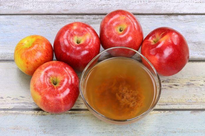 Essigmutter selber machen, aufbewahren und Apfelessig herstellen