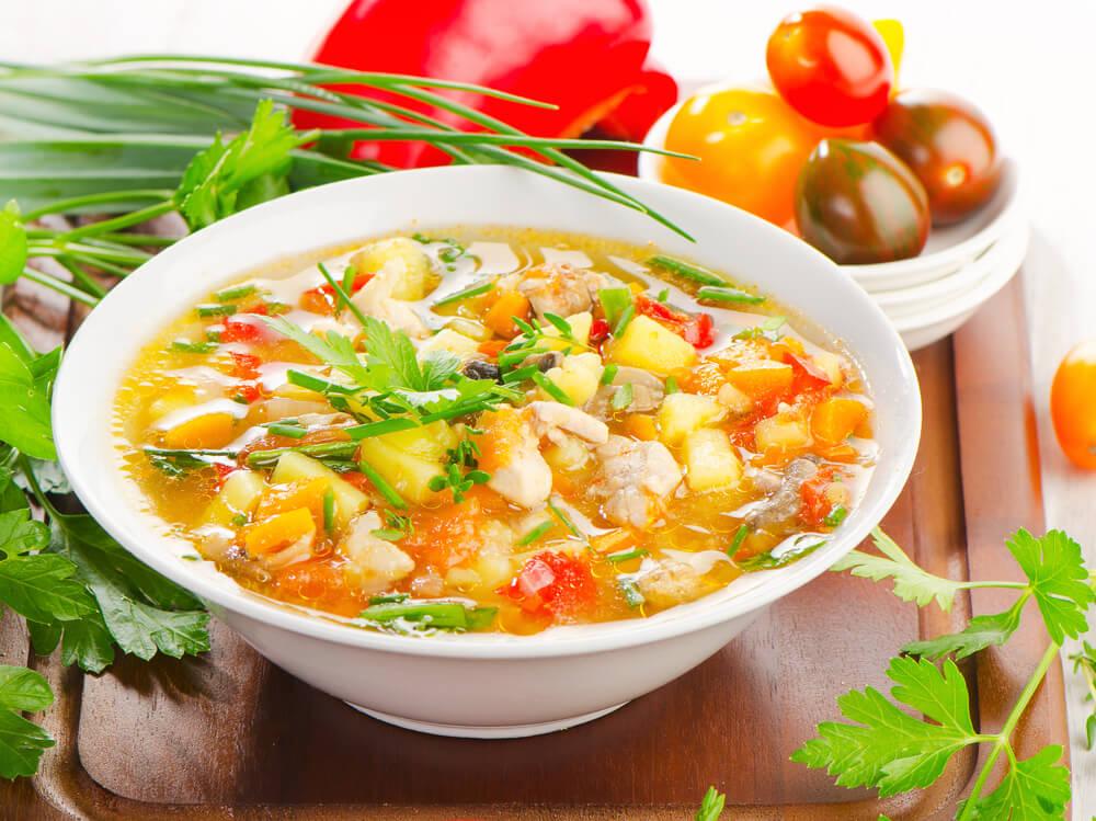 Auch Suppen aus dem Glas stehen heute in toller Qualität zur Verfügung