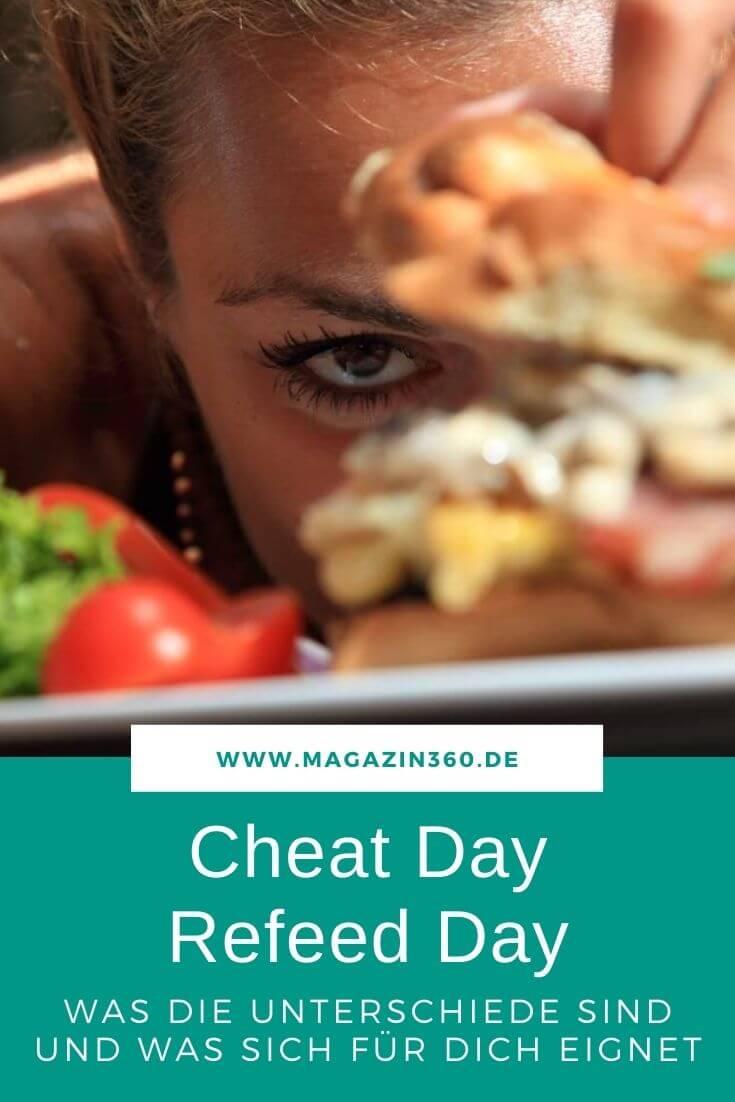 Cheat Day oder Refeed Day - Was die Unterschiede sind und was für dich geeignet ist