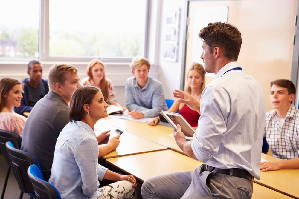 Ausbilderschein - Im Rahmen des Lehrgangs werden pädagogische Grundlagen für die Wissensvermittlung gelehrt
