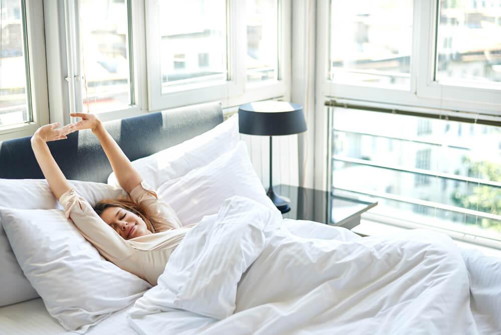 Das richtige Bett und die richtige Matratze sind entscheidend für einen erholsamen und gesunden Schlaf