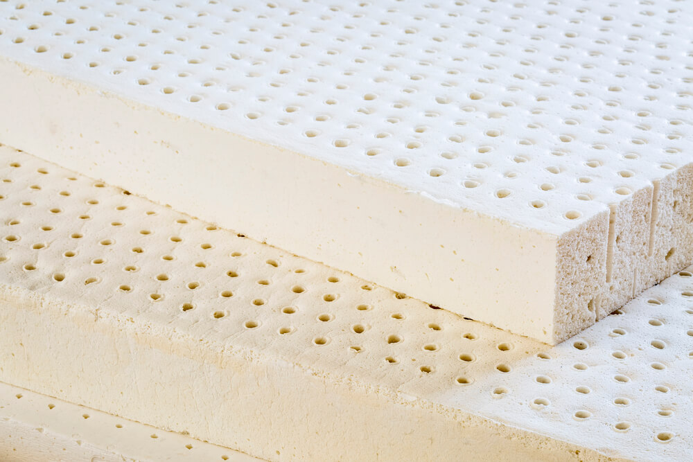 Mit der richtigen Pflege kann eine Latexmatratze bis zu 12 Jahre verwendet werden