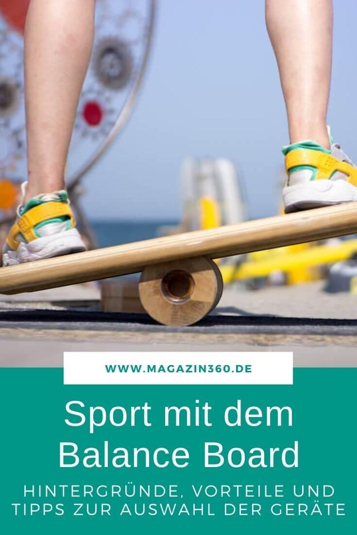 Sport mit dem Balance Board - Hintergründe, Vorteile und Tipps zur Auswahl der richtigen Geräte für Zuhause
