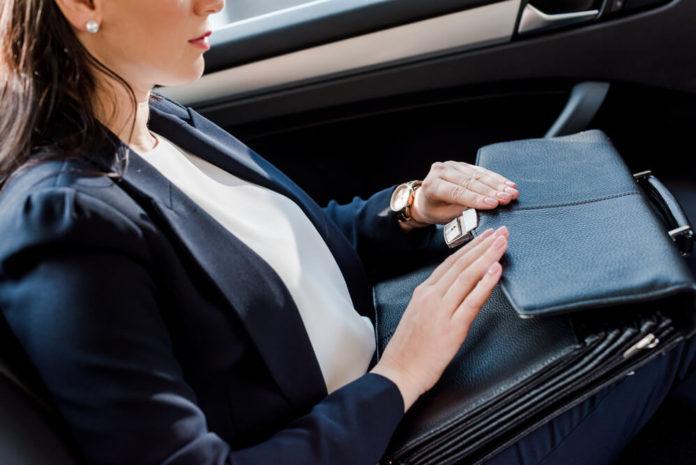 Eleganz im Business - Drei Accessoires aus Leder
