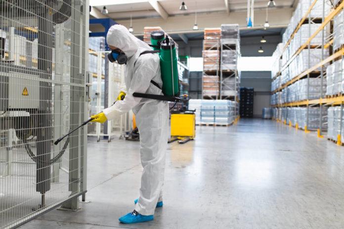Schädlingsbekämpfung - professionelle diskrete Unterstützung für Unternehmen, Betriebe und private Haushalte